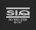 SIQ certifikat